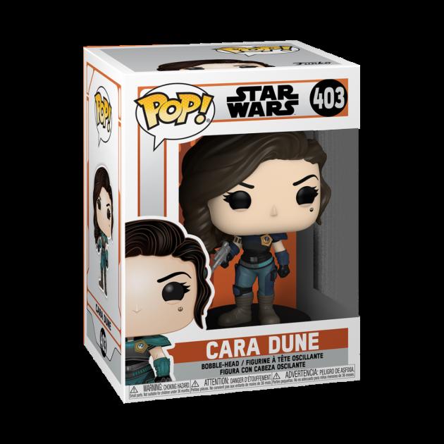 Figurka Star Wars: The Mandalorian - Cara Dune (Funko POP! Star Wars 403)