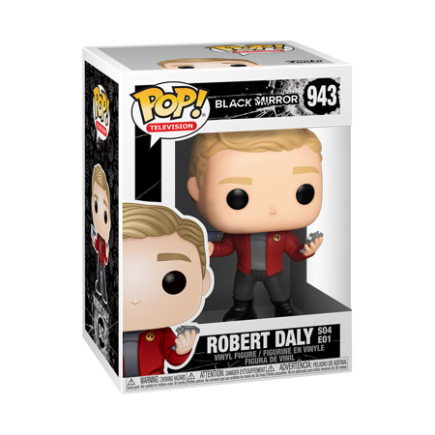 Figurka Black Mirror - Robert Daly (Funko POP! Television 943)