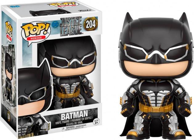 Figurka Justice League - Batman (Funko POP! Heroes 204)