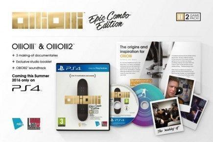 OlliOlli & OlliOlli 2- Epic Combo Edition