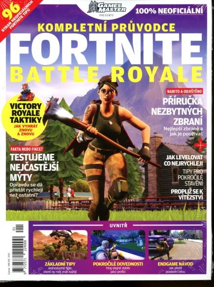 Časopis Kompletní průvodce Fortnite: Battle Royale 1/2019