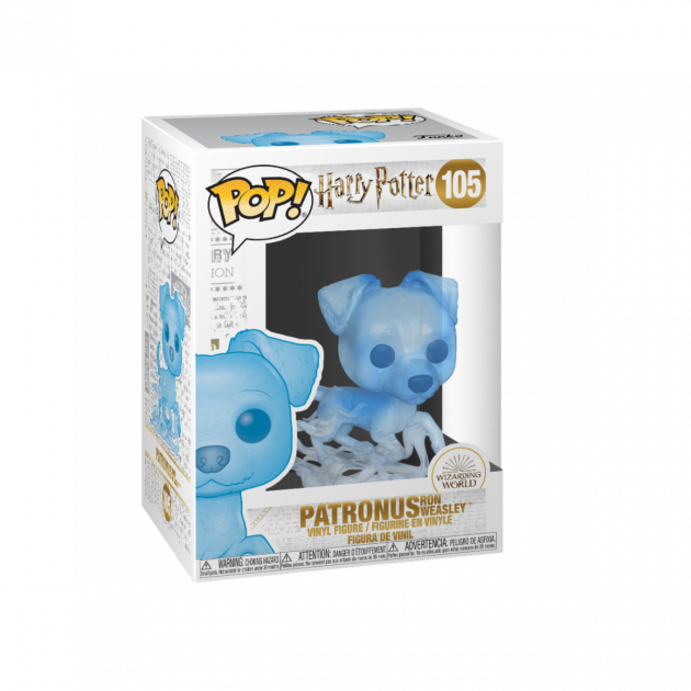Figurka Harry Potter - Ron's Patronus (Funko POP! Movies 105)