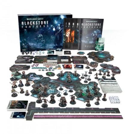 Desková hra Warhammer Quest: Blackstone Fortress