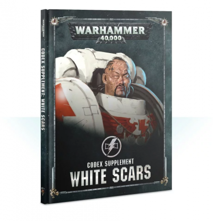 Kniha W40k: Codex: 000000 Scars (2019)