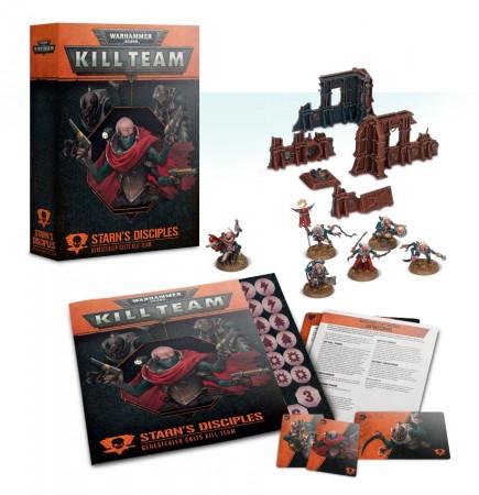 Warhammer 40.000: Kill Team - Starns Disciples (tým)