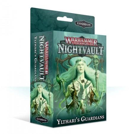 Desková hra Warhammer Underworlds: Nightvault – Yltharis Guardians (rozšíření)