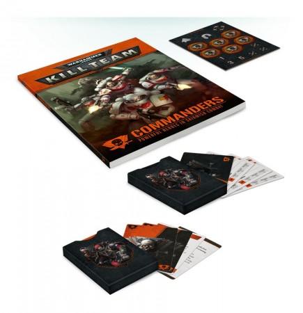 Warhammer 40.000: Kill Team - Commanders (rozšíření)