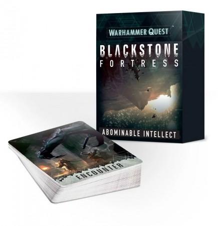 Desková hra Warhammer Quest: Blackstone Fortress - Abominable Intellect (rozšíření)
