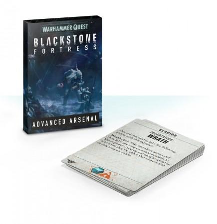 Blackstone Fortress: Advanced Arsenal