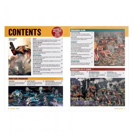 časopis 000000 Dwarf červenec 2019