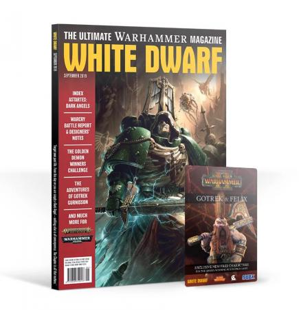 Časopis White Dwarf 2019/09