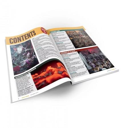 časopis White Dwarf říjen 2019
