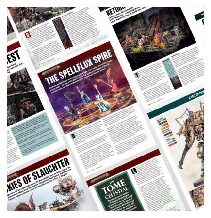 časopis White Dwarf prosinec2019