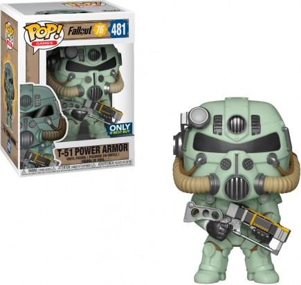 Figurka Fallout 76 - T-51 Power Armor (Funko POP! Games 481)