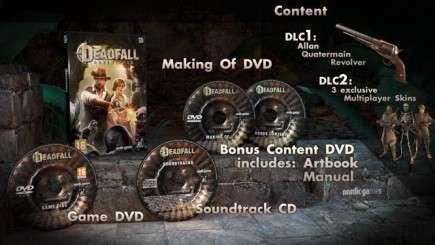 Deadfall Adventures - Collectors Edition