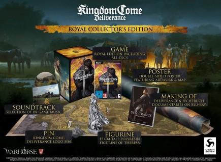 Kingdom Come: Deliverance - Royal Collectors Edition