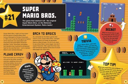 Kniha We Love Mario!