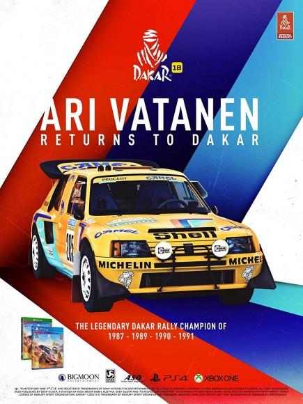 Dakar 18 - Day 1 Edition (XONE)