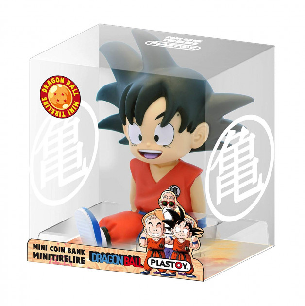 Pokladnička Dragon Ball - Son Goku (Chibi)