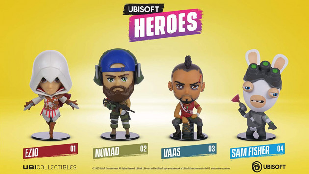 Heroes collection Vaas