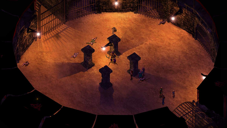 Baldurs Gate I & II: Enhanced Edition (SWITCH)
