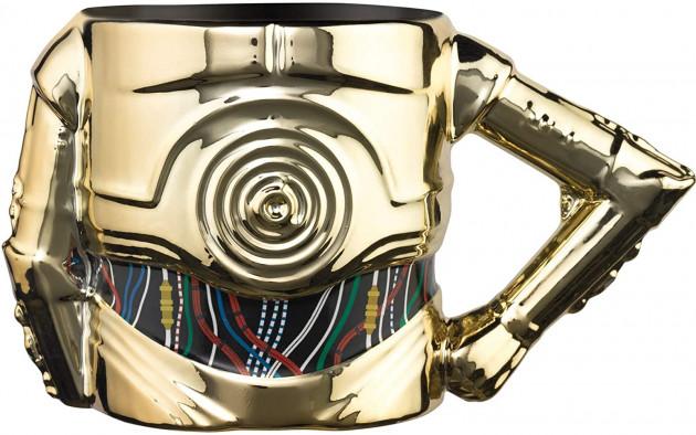 Hrnek Star Wars - C-3PO (3D)