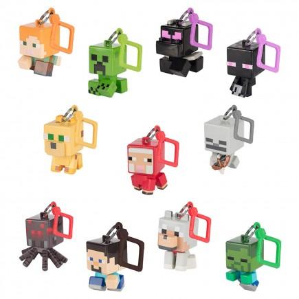 Klíčenka Minecraft - Bobble Mobs (náhodný výběr)