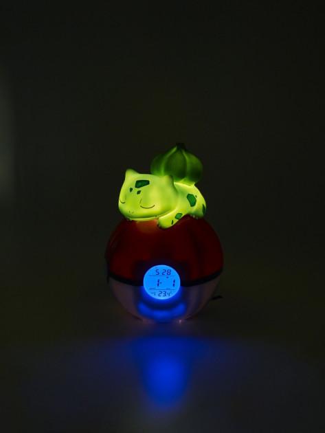 Budík Pokémon - Bulbasaur