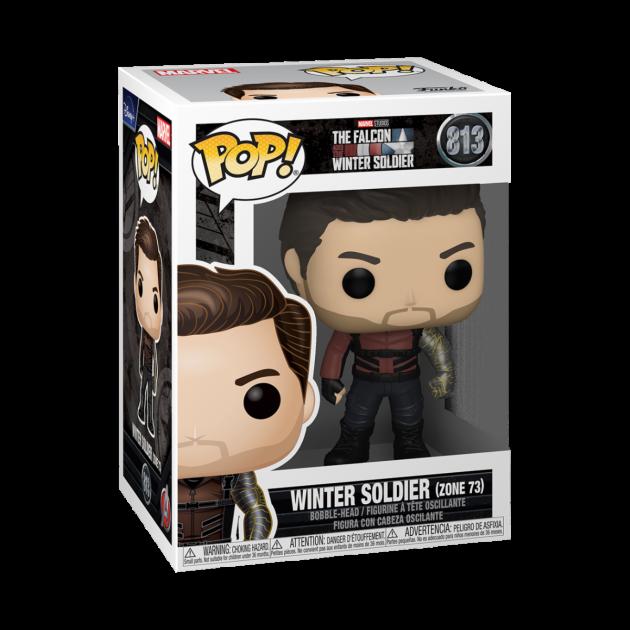 Figurka The Falcon and The Winter Soldier - Winter Soldier Zone 73 (Funko POP! Marvel 813)