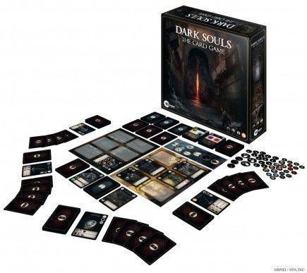 Karetní hra Dark Souls