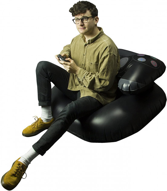 Paladone Playstation Inflatable Gaming Chair
