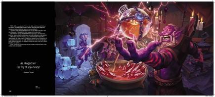 Kniha The Art of Hearthstone: Year of the Kraken