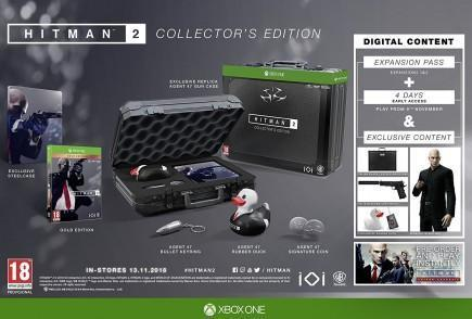 Hitman 2 - Collectors Edition (XONE)