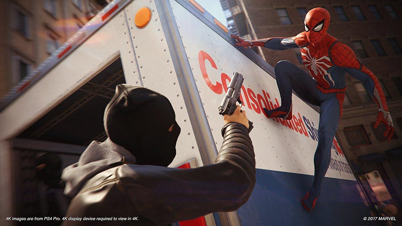 Spider-Man - GOTY Edition (PS4)