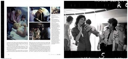 Kniha The Making of Alien