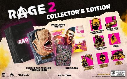 RAGE 2 - Collectors Edition (XONE)