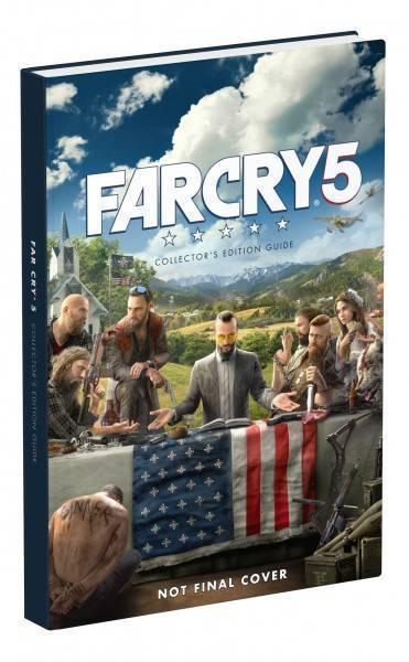 Oficiální průvodce Far Cry 5 - Collectors Edition