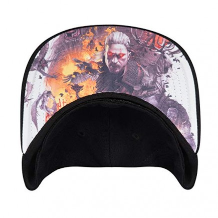 The Witcher Monsters Stretch Fit Hat