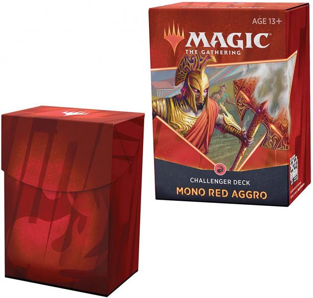 Karetní hra Magic: The Gathering 2021 - Mono Red Aggro (Challenger Deck)