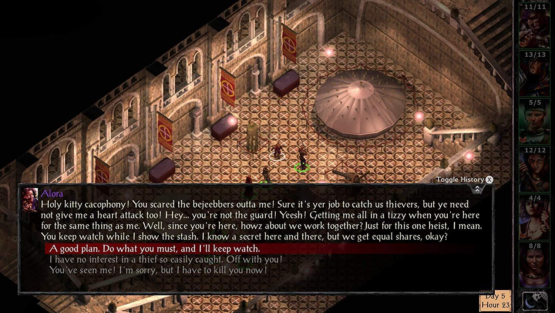 Baldur's Gate I & II: Enhanced Edition (SWITCH)