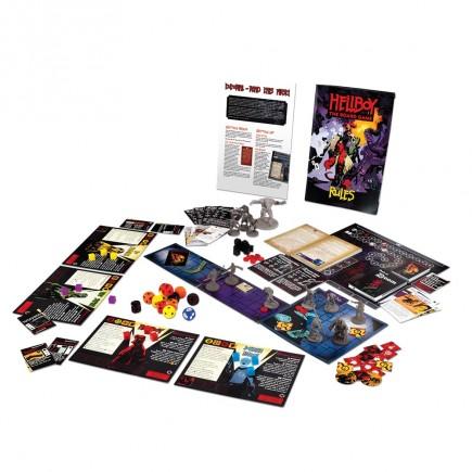 Desková hra Hellboy: The Board Game