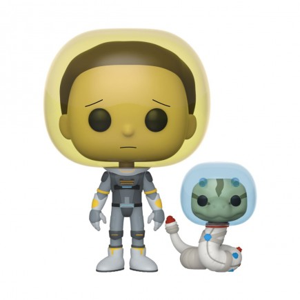Figurka Rick and Morty - Space Suit Morty (Funko POP! Animation 690)