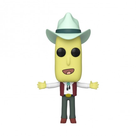 Figurka Rick and Morty - Mr. Poopybutthole (Funko POP! Animation 691)