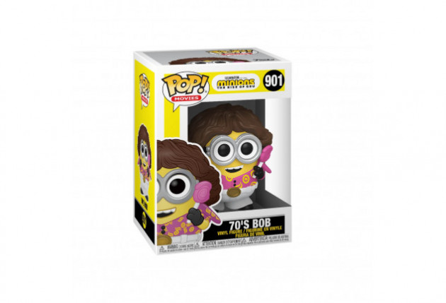 Figurka Minions 2 - 70's Bob (Funko POP! Movies 901)