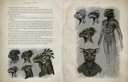 Kniha The Skyrim Library - Volumes I, II & III (Box Set)