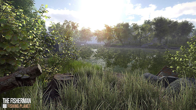 simulátor rybaření
