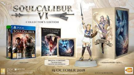 SoulCalibur VI - Collectors Edition (XONE)