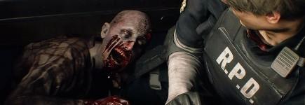 Resident Evil 2 Remaster