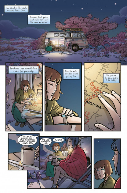 Komiks Life is Strange Volume 4 - Partners in Time: Tracks