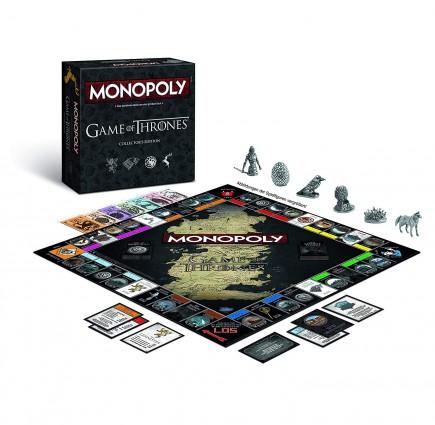 Desková hra Monopoly Game of Thrones